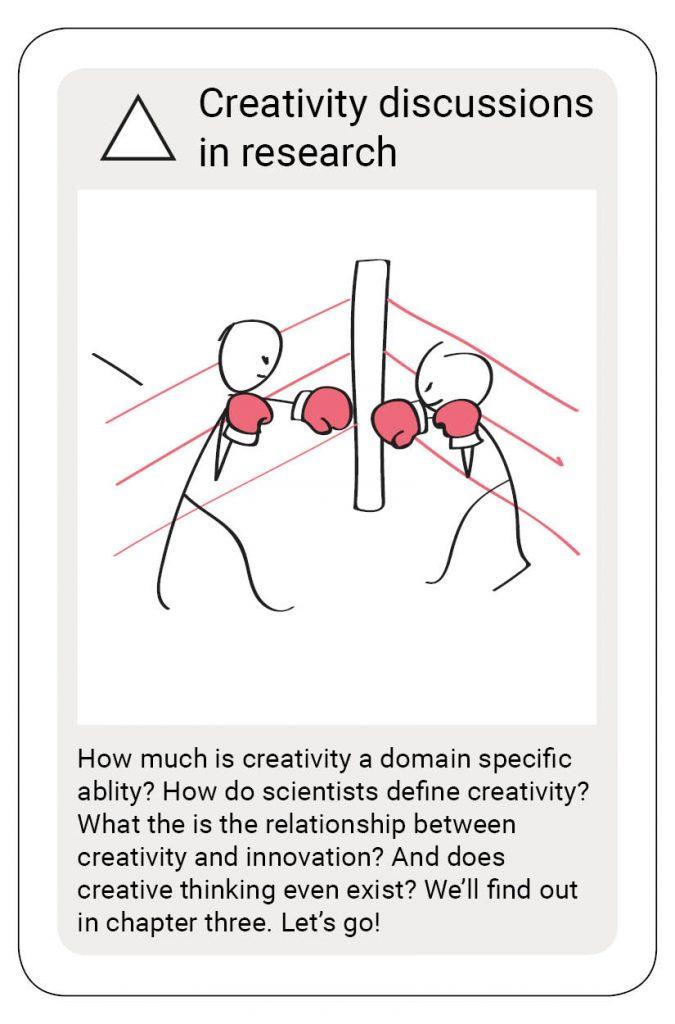 creativity creativiteit science vs. practice